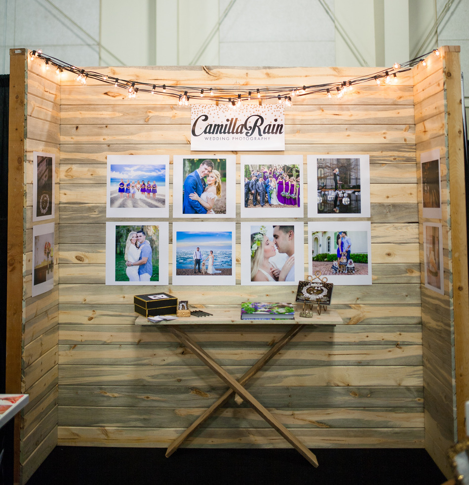 What Is A Wedding Fair: Wedding Photographer Booth Ideas For Bridal Show